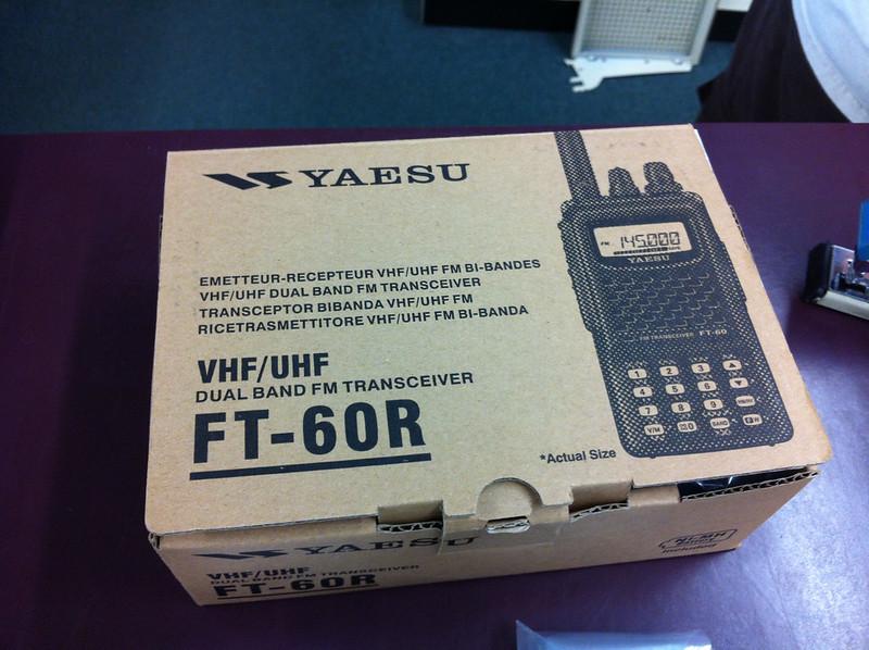 Yaesu FT-60R Review